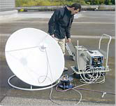 地上マイクロ干渉波調査