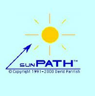 太陽位置計測ソフトウエア sunPATH(サンパス)